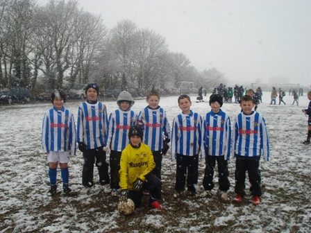 Yeading Hayes End Wanderers Under 10s